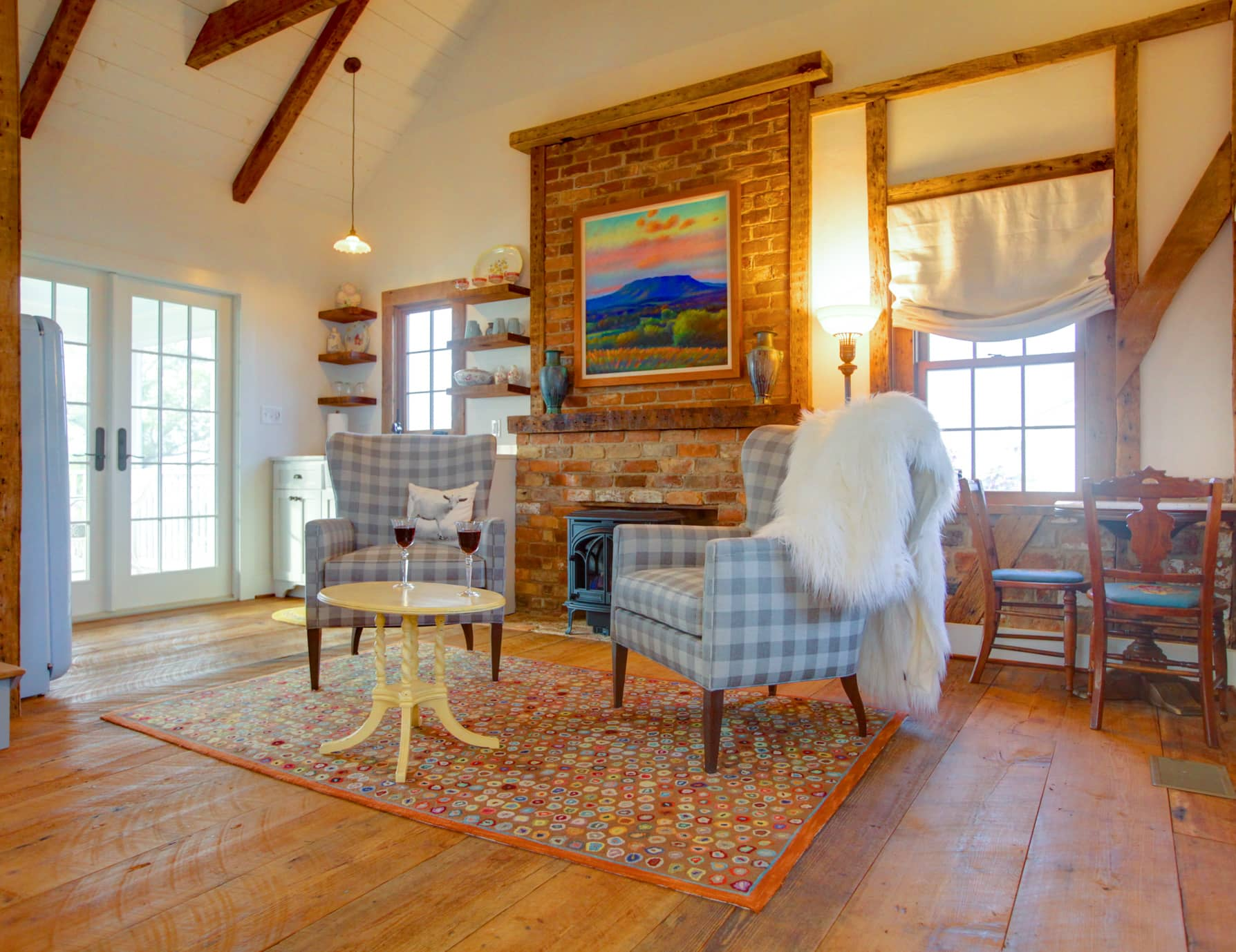 Shenandoah Valley Vacation Cottage