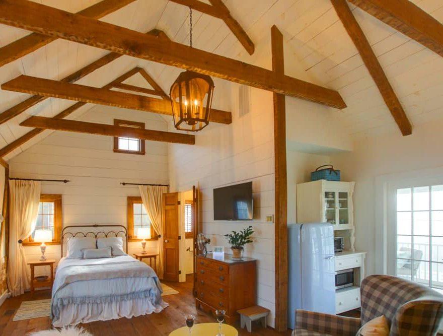 The Cottage at a Shenandoah B&B