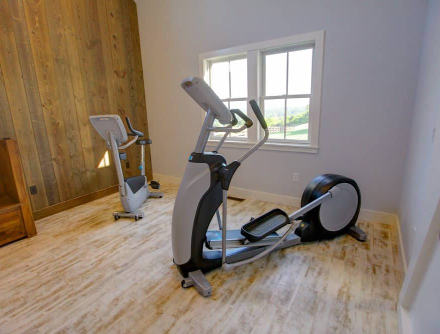 On-site Gym in Southern VA