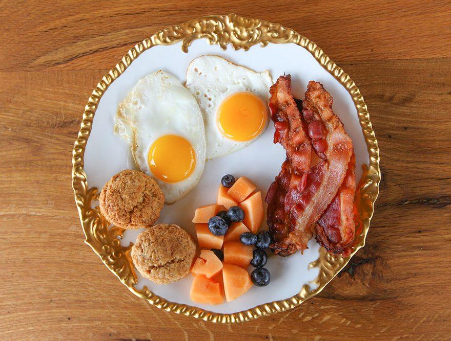 Breakfast at Thorn Hill Inn