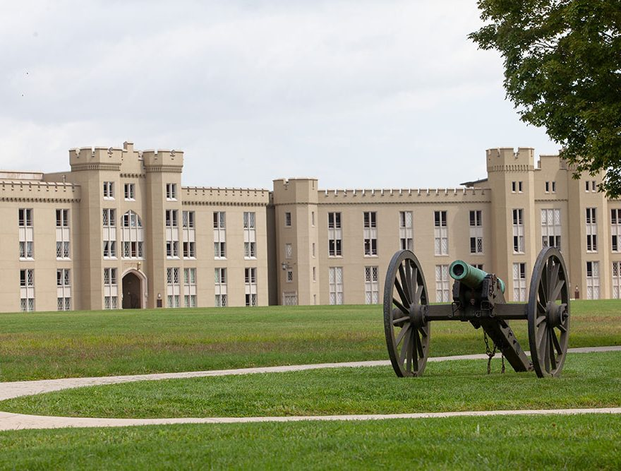 Virginia Military Institute - near our Bed and Breakfast